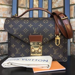 Louis Vuitton Monceau crossbody